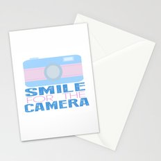 Smile For The Camera; Stationery Cards
