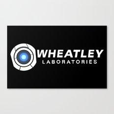 Wheatley Laboratories Canvas Print