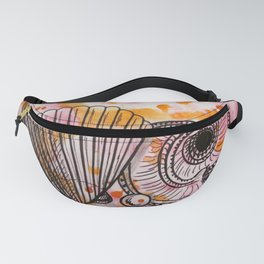 More Jewels of the Sea Fanny Pack