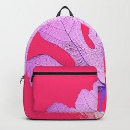 Fig Leaf Diamond Heart Christmas Backpack