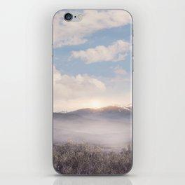 Sunrise v3 iPhone Skin