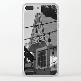 Town Square Clear iPhone Case
