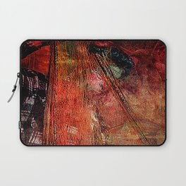 Sicilian Fisherman    (This Artwork is a collaboration with the talented artist Agostino Lo coco) Laptop Sleeve