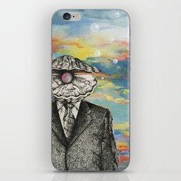 Sir Clampton iPhone Skin