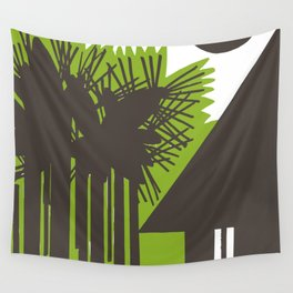 Choza Wall Tapestry