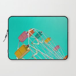 Ferris_Wheel - 2, Northern Michigan Laptop Sleeve