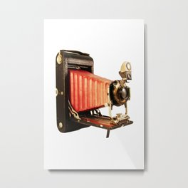 Another Kodak Moment Metal Print