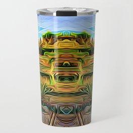 Garden of Riches Travel Mug