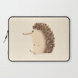 Happy Hedgehog Sketch Laptop Sleeve