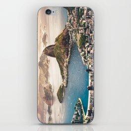 Rio de Janeiro Brazil iPhone Skin