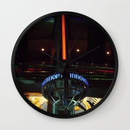 Innoventions At Night I Wall Clock