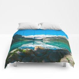 Lake Louise, Alberta Comforters