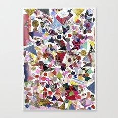 GLAMAROUS Canvas Print