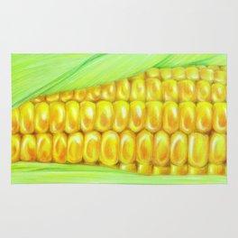 Color pencil Corn Rug