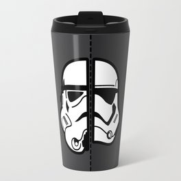 Old & New Storm Trooper  Travel Mug