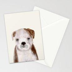 little bulldog Stationery Cards