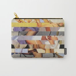 Glitch Pin-Up Redux: Isabella Carry-All Pouch
