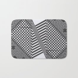 Twisted mind Bath Mat