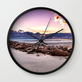 Insanity at it's finest Wall Clock