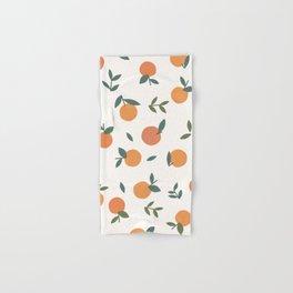Clementines  Hand & Bath Towel