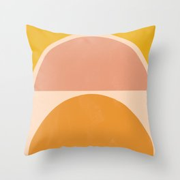 autumn sunshine 3 Throw Pillow