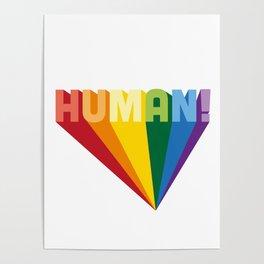 I am still human Poster