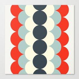 Gradual Modern Canvas Print