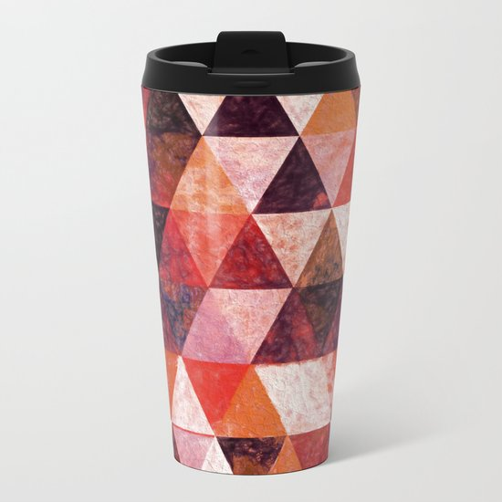 Eight-Sixteen Metal Travel Mug