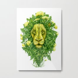 DandyLion Metal Print