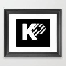 KP Framed Art Print