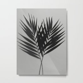Palm Leaves #5 #foliage #decor #art #society6 Metal Print