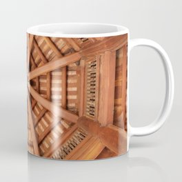 Wooden Sruckture Coffee Mug