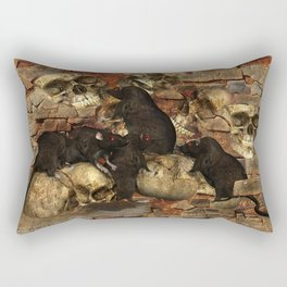 Rattenkinder Rectangular Pillow