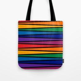Spectrum Game Board Tote Bag