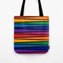 Spectrum Game Board Tote Bag