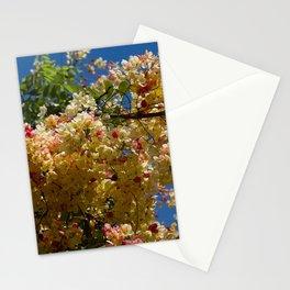 Wilhelmina Tenney Rainbow Shower Tree Stationery Cards