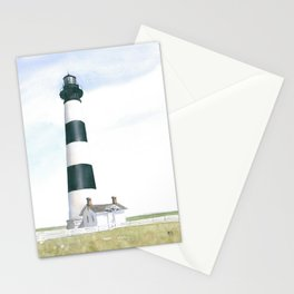 Bodie Island Light Stationery Cards