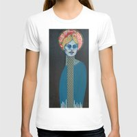 halo T-shirts featuring Red Halo by Hinterland Girl