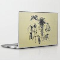 plants Laptop & iPad Skins featuring Plants by Kiki Bakowski