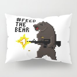 Bear Arms #2 Pillow Sham
