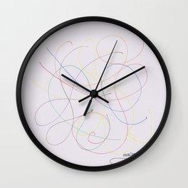 Informe del fósforo Wall Clock