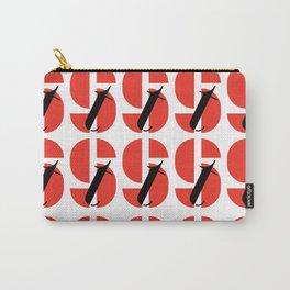 Bauhaus font art: Joschmi Xants Carry-All Pouch