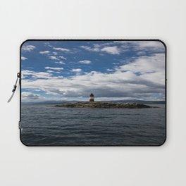 Lighthouse_Ushuaia #2 Laptop Sleeve