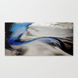 OCEAN RIVER Canvas Print