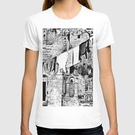 Sassi di Matera: laundry T-shirt