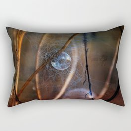 Captured Fairy Rectangular Pillow