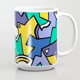 Clarke: Summer Daze Coffee Mug