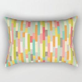 City by the Bay, Street Fair Rectangular Pillow