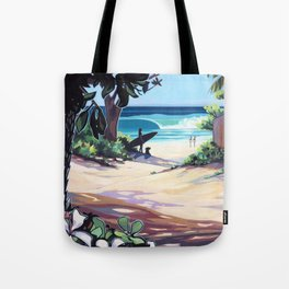 Ehukai Afternoon Tote Bag