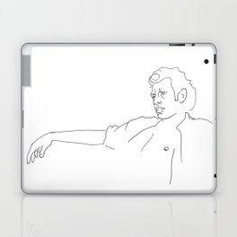 Jeff Goldblum Laptop & iPad Skin